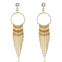 ChandBali 18K gold Plated Dangle earrings