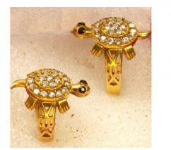 Beautiful Adjustable Meru Ring