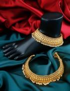 Get collection of gold payal