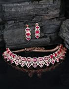 Collection of artificial jewellery