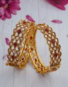 Wonderful collection of bridal bangles