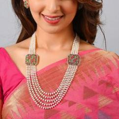 Trendy Collection of Pearl Necklace