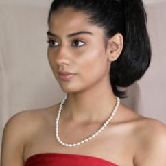 Best Quality Long Pearl Necklace