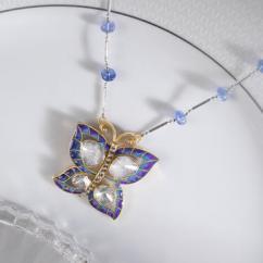 Designer handcrafted Polki jewellery