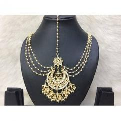 Very Beautiful Necklace In Fantastic Design