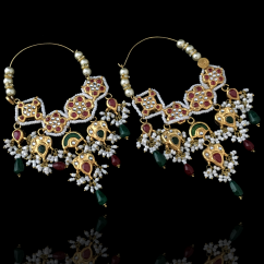 Earrings In Superb Designing Available