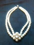 Designer Necklace With Pearls Available