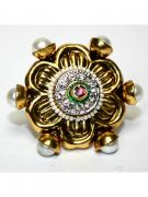 Kundan Ring In Very Beautiful Design