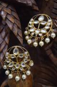 Very Beautiful Kundan Earrings