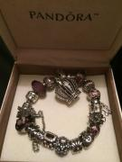 Very Beautiful Pandora Bracelet