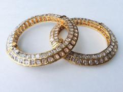 Designer Kada With American Diamond