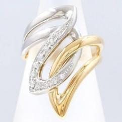 Designer Hand Jewelry in gold and silver color