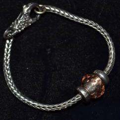 Bracelet in silver color