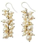 Designer Earrings with Pearl available