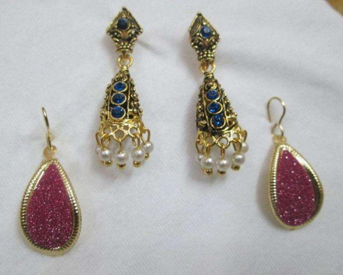 Beautifully Crafted Antique Jewellery