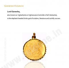 Original Ganesh Kavach, Ganesha Kavacham, Ganpati Raksha Kavach