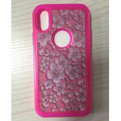 Pink In Color Mobile Cover Available