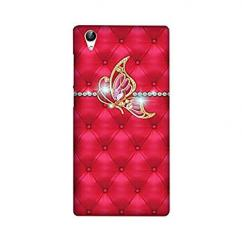 Designer Mobile Cover In Chery Colour