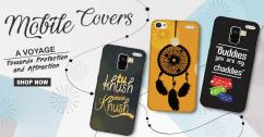 BUY FUNKY & STYLISH MOBILE COVERS & CASES ONLINE IN INDIA.
