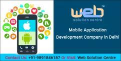 Mobile App Design Company In Delhi