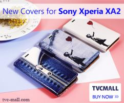New covers for Sony Xperia XA2