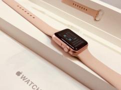 Apple Watch Series 3 Rose Gold Pink