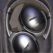 Bose quiet comfort 2 headphones