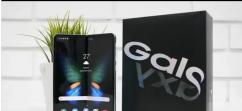 Samsung Galaxy Fold 12gb 512gb Available Bill Box & All Accessories.