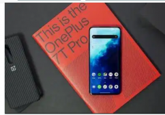 one plus 7T pro with all acone plus 7T pro with all cessories and box (certified
