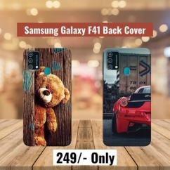 SAMSUNG GALAXY F41 Covers