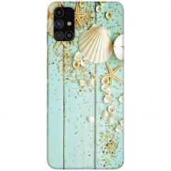 Protective Samsung M31s Back Cover