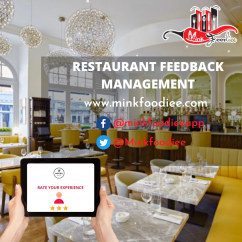 Get Your Customers Feedback with Mink Foodiee