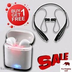 best Bluetooth earpods and neckband