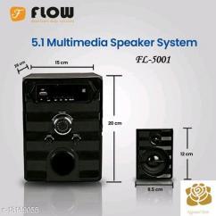 FLOW Bluetooth Speakers