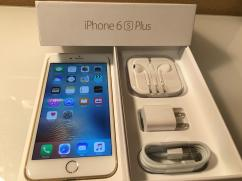 Apple iPhone 6s Plus 128 GB US Warranty Unlocked Cellphone Gold