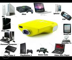 full HD quality video projector