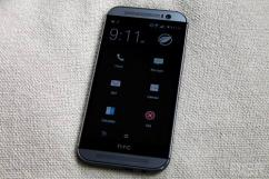 HTC Mobile Model M8 In Working Condition