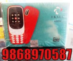 IKALL K3310 301 310 27 FOUR DIFFERENT MODELS  800 2G 3G FEATURE  PHONES