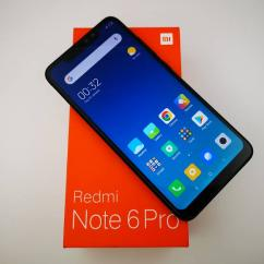 Very less used redmi 6 available