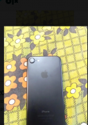 used Scrtch less iphone 7 full condition Box charger 128 gb for sale in nashik