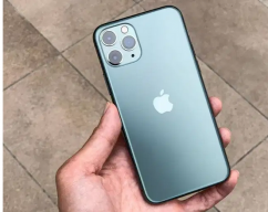 Apple iPhone 11 Pro 256GB Midnight Green Physical Dual for 92999 Only