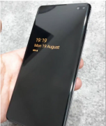 Samsung Galaxy S10 128GB Black with Bill Box Acc. for 35000