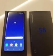 Samsung Galaxy S8 64GB Black with Bill Box Acc. for 13999