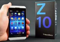 BlackBerry z10 4G Mobile