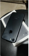 Iphone 7 32gb just 14 months used with original bill box accessrz in