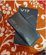 Vivo V17 8Gb 128GB 6 month old all accessories bill box charger erphns