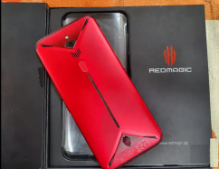 Nubia RED Magic3 8/128gb on brand new condition