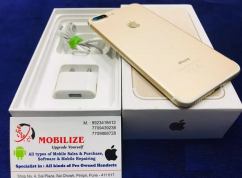 iPhone 7 Plus 32GB Gold Only 3 Months Used