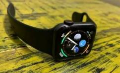 Series Five 44mm smart watch