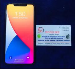 iPhone 11 Pro Max Gray 64GB Under Warranty Till Nov-2020.